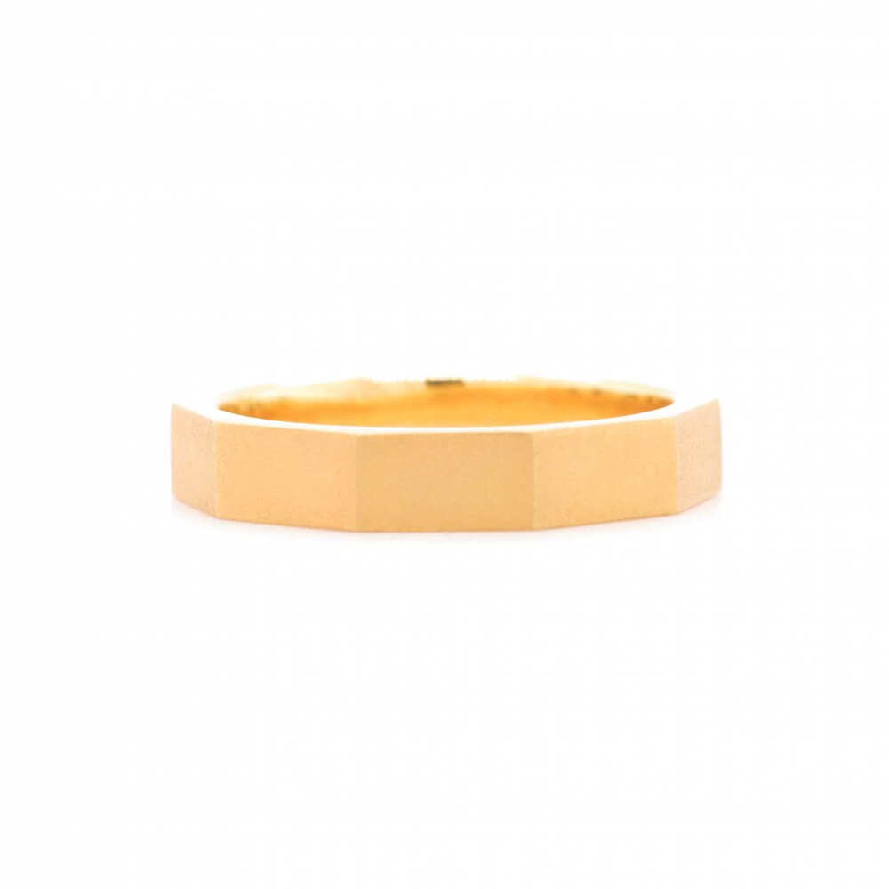 Stříbrný prsten DESETIHRAN XL