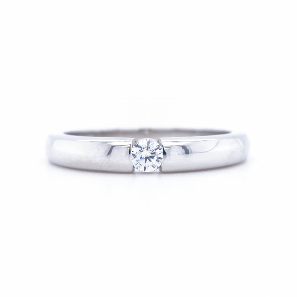 Zlatý prsten MINIMAL B