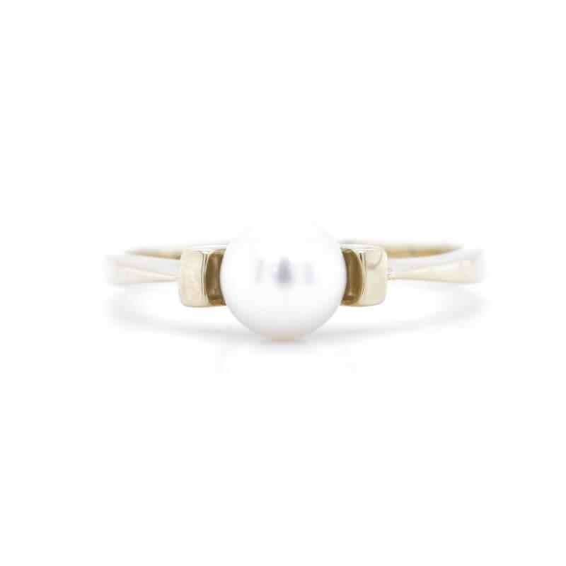 Zlatý prsten LUNA