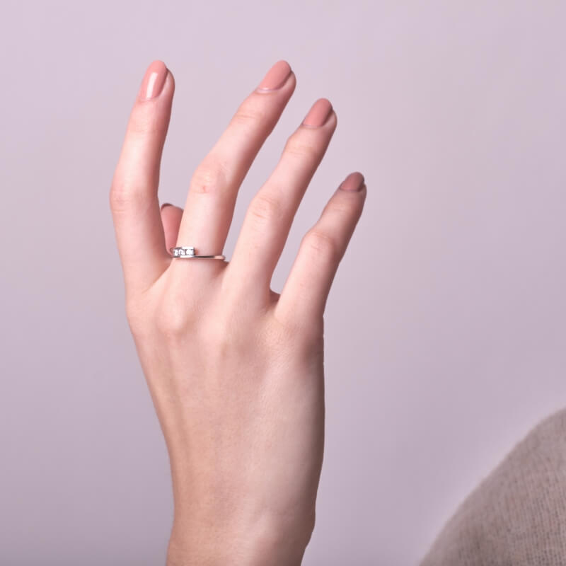 Zlatý prsten TRIPLET