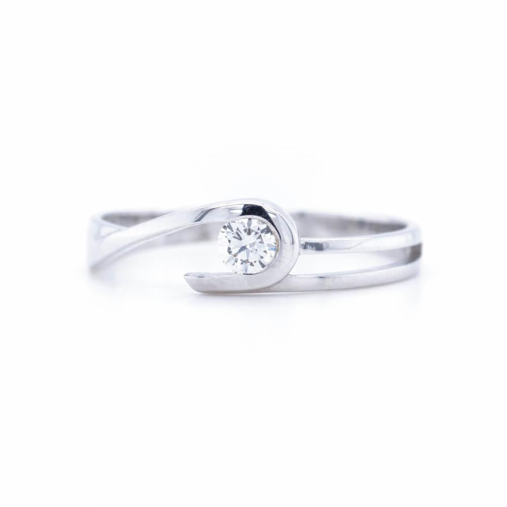 Zlatý prsten CAPERIA