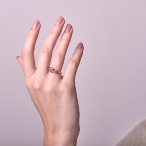Zlatý prsten KNOTT