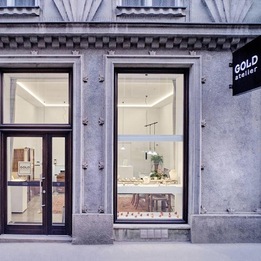 Gold Atelier - prodejna